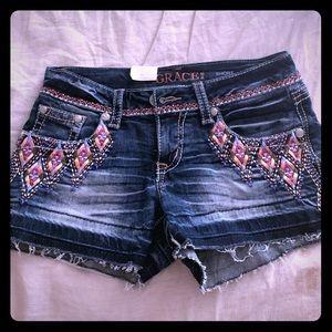 GRACE in LA shorts!